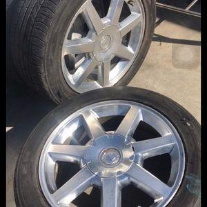 Cadillac rims